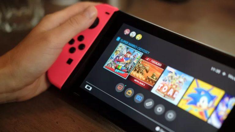 Es posible que se haya presentado el primer juego de Nintendo Switch Pro