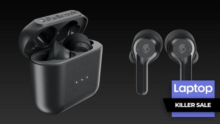 Los auriculares verdaderamente inalámbricos Skullcandy tienen un 50% de descuento en Prime Day, ahora por solo € 38