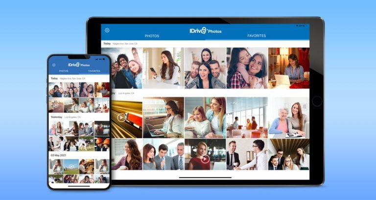 IDrive Photos ofrece almacenamiento ilimitado de fotos y videos por € 10 al año: es hora de deshacerse de Google Photos