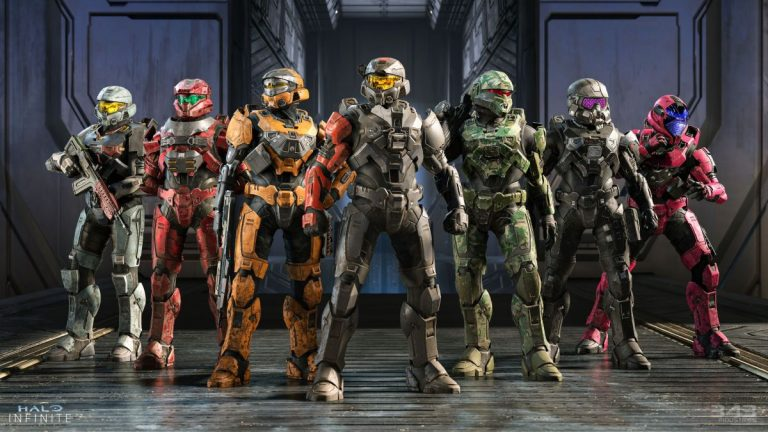 El multijugador de Halo Infinite es la experiencia más ambiciosa de Xbox y PC, por eso
