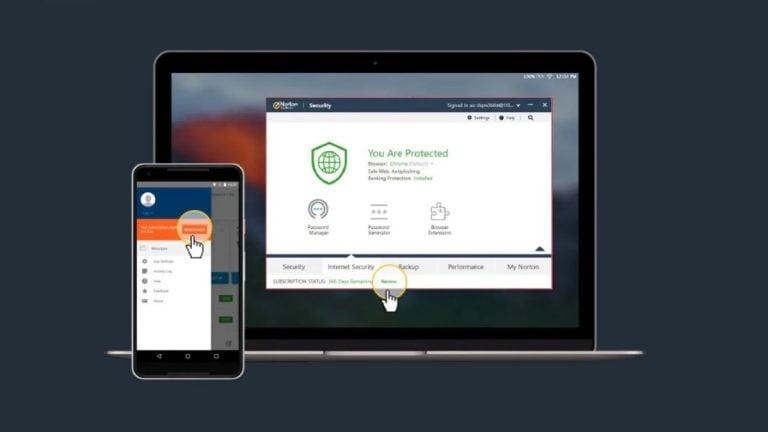 Ahora puede ganar criptomonedas con la aplicación Norton Antivirus, puede extraerla