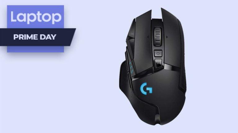 El mouse para juegos Logitech tiene más de la mitad de la emocionante oferta de Prime Day