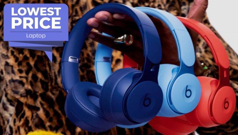 Beats Solo Pro alcanzó un mínimo histórico de € 140 en Walmart antes del Prime Day