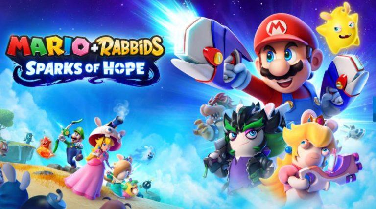 Mario + Rabbids reveló Sparks of Hope en un adorable tráiler en el E3 – mira ahora