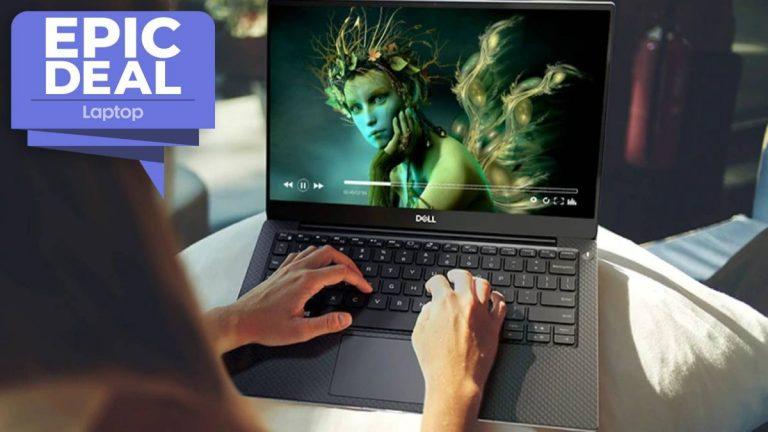 Dell XPS 13 cae a € 750 con este cupón por tiempo limitado