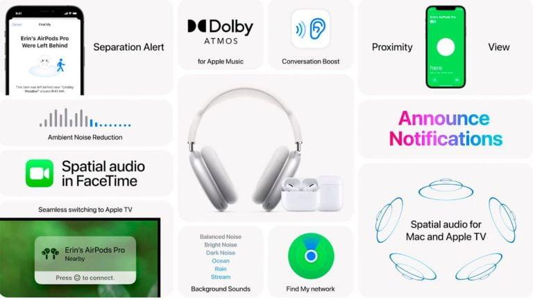 Apple AirPods solo tiene algunas características geniales, esto es lo que sabemos
