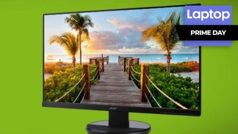 Oferta de monitor Prime Day: este Acer de 27 pulgadas solo cuesta € 127