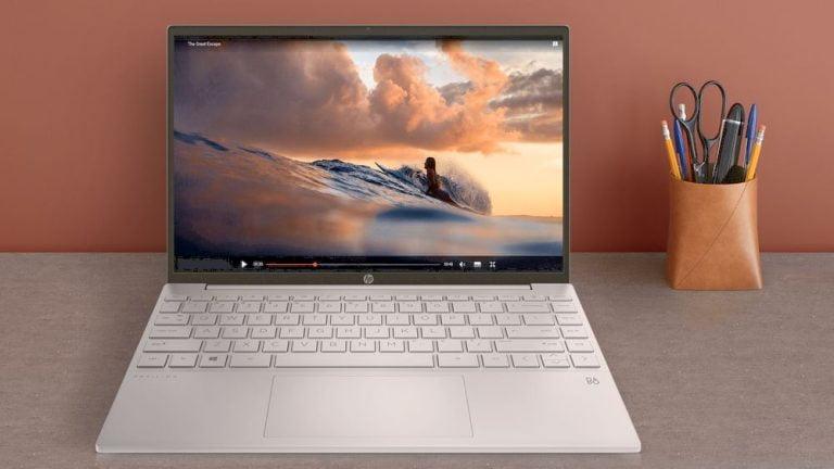 HP presenta el Pavilion Aero 13 con AMD Ryzen 5000 y pesa alrededor de 2 libras