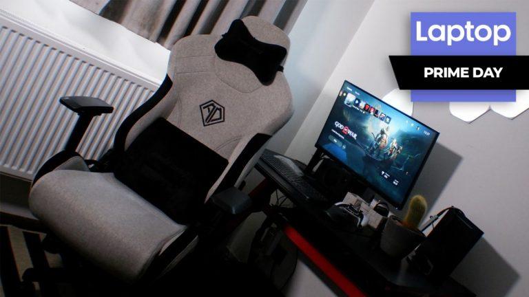 Las sillas de juego AndaSeat cayeron significativamente en Prime Day: ¡hasta un 40% de descuento!