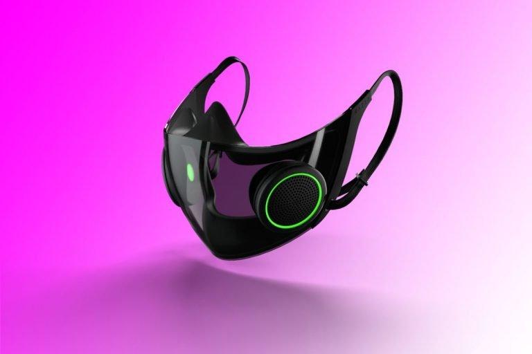 Las gafas Project Hazel N95 RGB llegan este año, pero pueden ser difíciles de comprar