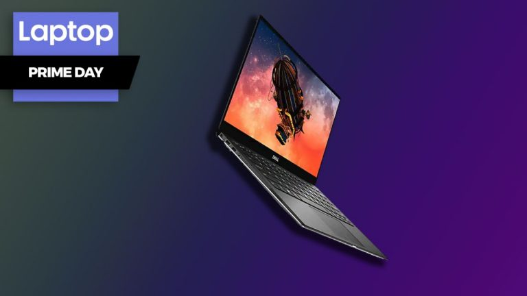 ¡Vale la pena mencionar!  Dell XPS 13 se bloquea por solo € 784 en una épica oferta anti-Prime Day