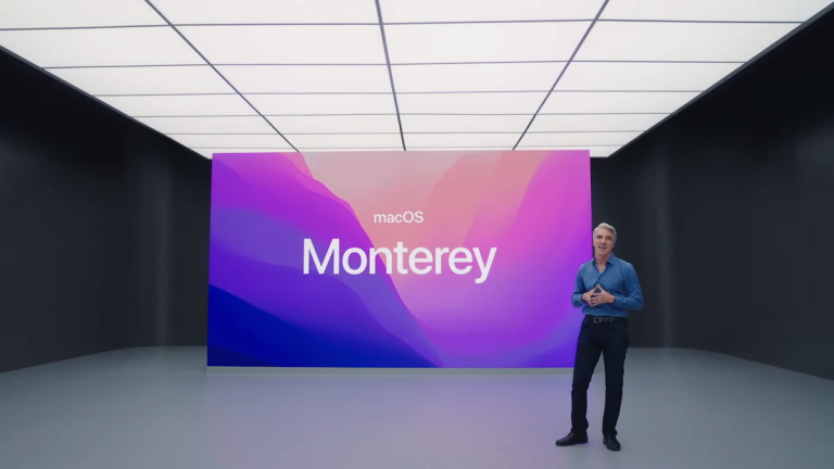 MacBook Pro con M1X se mencionó en WWDC 2021, pero no en el escenario