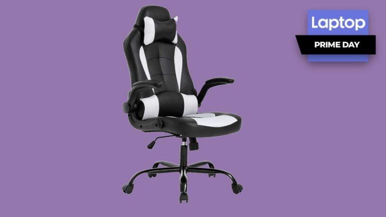 Oferta Prime Day: ¡esta silla de juego solo cuesta € 59!
