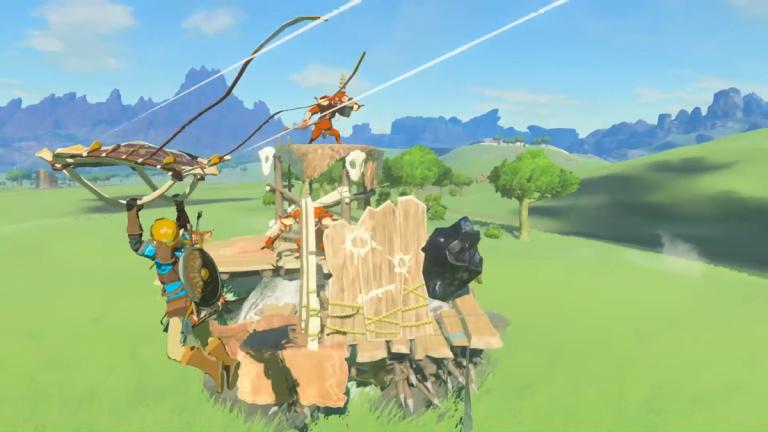 El nuevo tráiler de The Legend of Zelda: Breath of the Wild 2 ha sido revelado