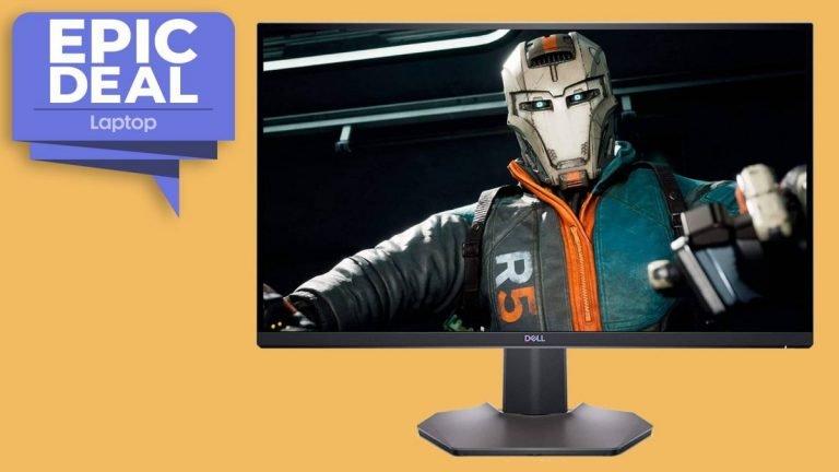 El monitor de juegos de 25 Hz y 240 Hz de Alienware alcanza el precio más alto de € 269