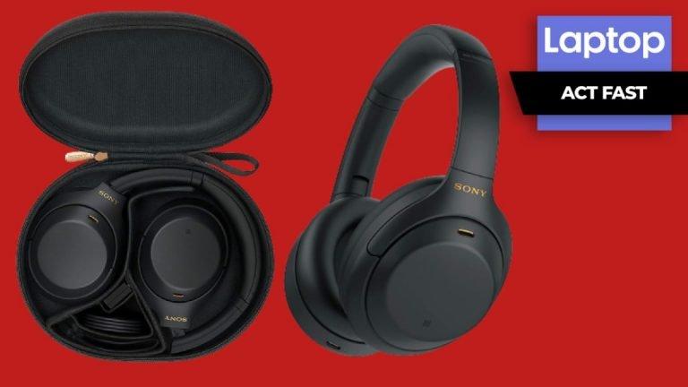 Bono de Prime Day: Ahorre más de € 100 en audífonos inalámbricos Sony WH-1000XM4.