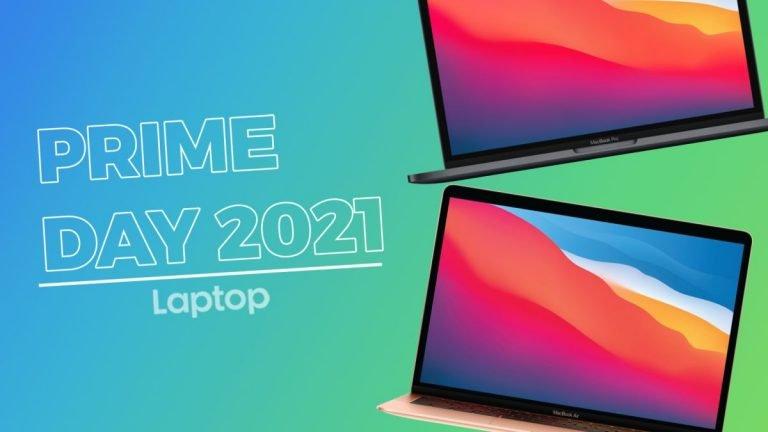 Las mejores ofertas de MacBook para Prime Day 2021 en el Reino Unido