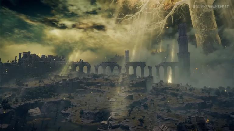 Elden Ring finalmente recibirá un avance del juego y una fecha de lanzamiento.