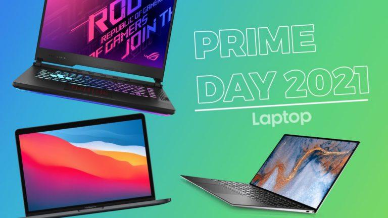 Las mejores ofertas de portátiles en el Prime Day 2021 del Reino Unido