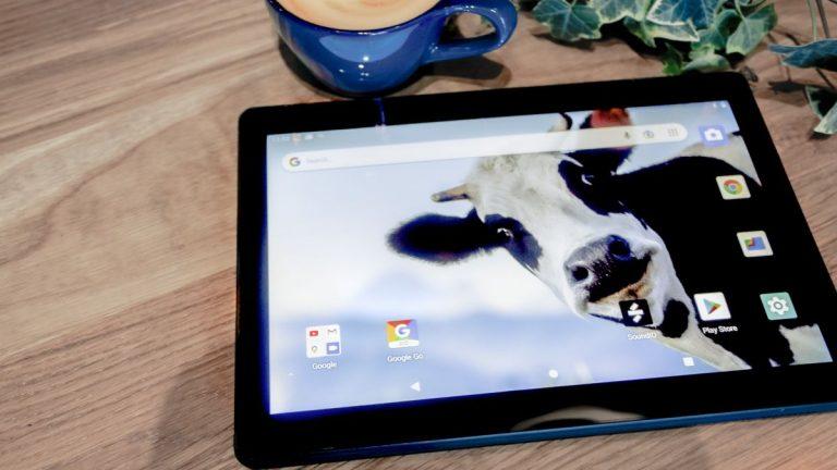 Revisión de la tableta Gateway de 10.1 pulgadas: ¿vale la pizarra de € 80?