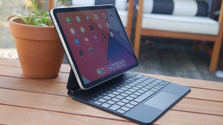 Es probable que el iPad Air con pantalla OLED se lance en las obras en 2022