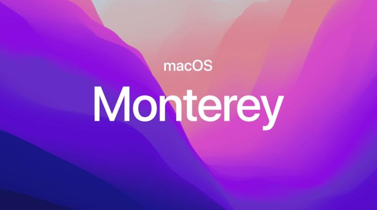 Apple ha anunciado macOS Monterey: obtén todo lo que necesitas