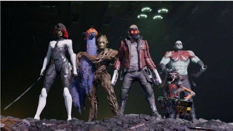 Guardianes de la galaxia de Marvel se ven mucho mejor que los Vengadores que