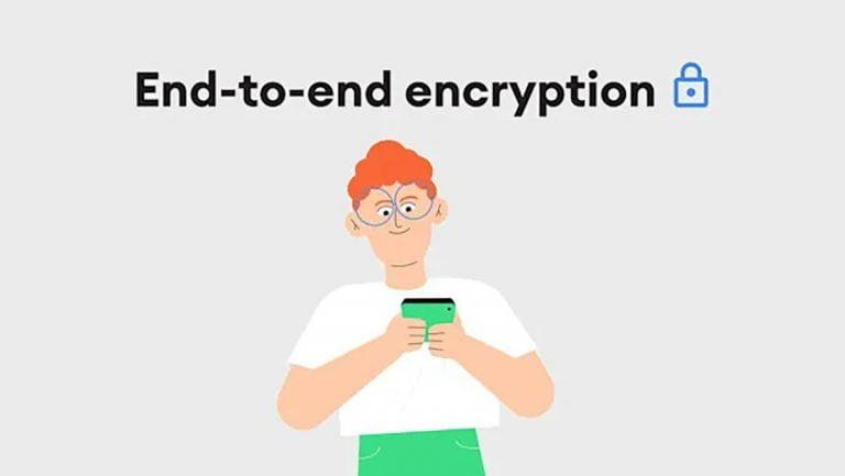 La mensajería de Android admite el cifrado de extremo a extremo: cómo usarlo