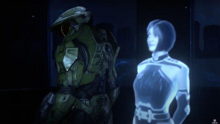 Fecha de lanzamiento de Infinite Halo y multijugador en línea en exhibición