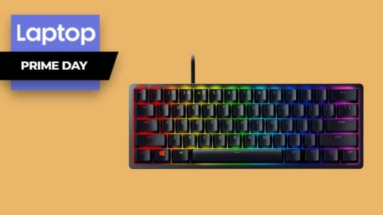 El teclado Razer ahora cuesta menos de € 100 en el épico mercado Prime Day