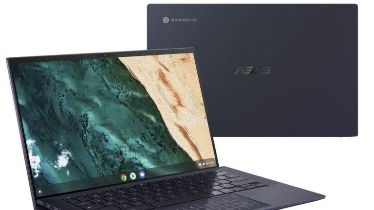 Asus presenta el nuevo Chromebook CX9 por € 1,299 con una CPU Intel de 11a generación y una pantalla 4K