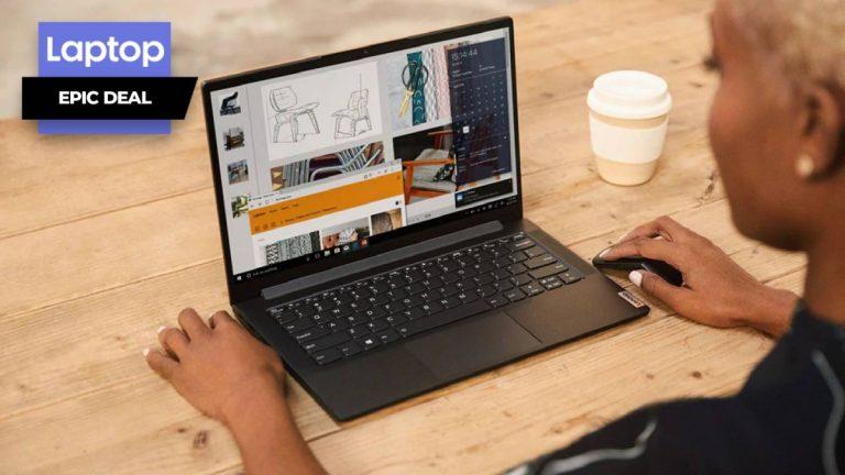 Oferta portátil épica: Lenovo IdeaPad Slim 7 con CPU de 11 generación por € 969