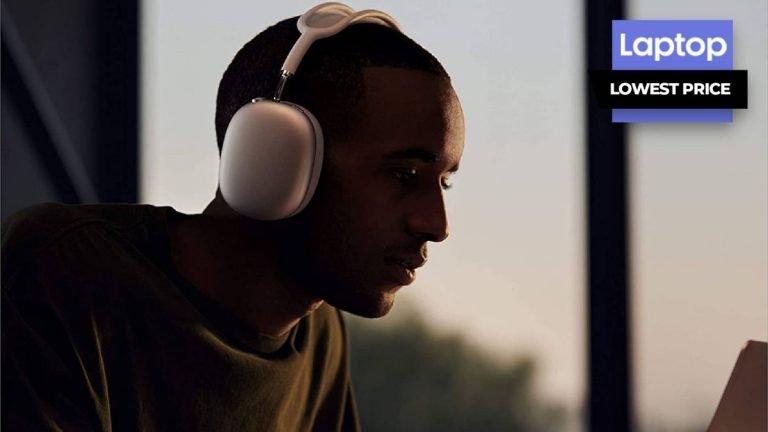 La oferta de AirPods Max cuesta € 71 de descuento en los auriculares insignia de Apple