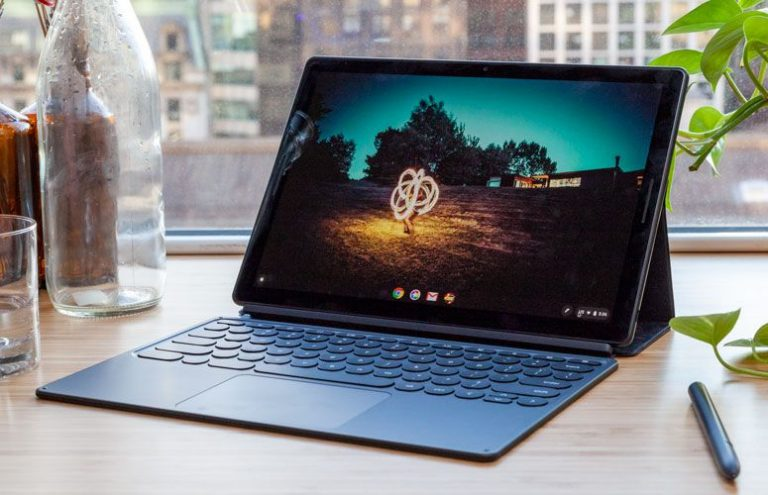 Revisión de Google Pixel Slate |  revista portátil