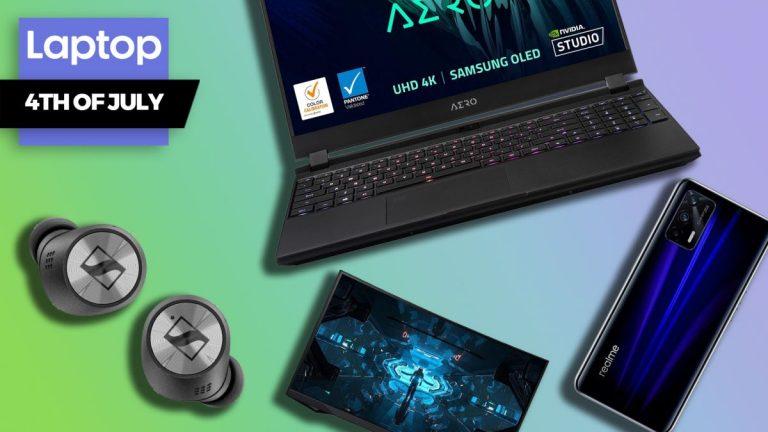 Oferta del Día de la Independencia de Newegg: hasta un 50% en computadoras portátiles, auriculares, periféricos para juegos y otros periféricos