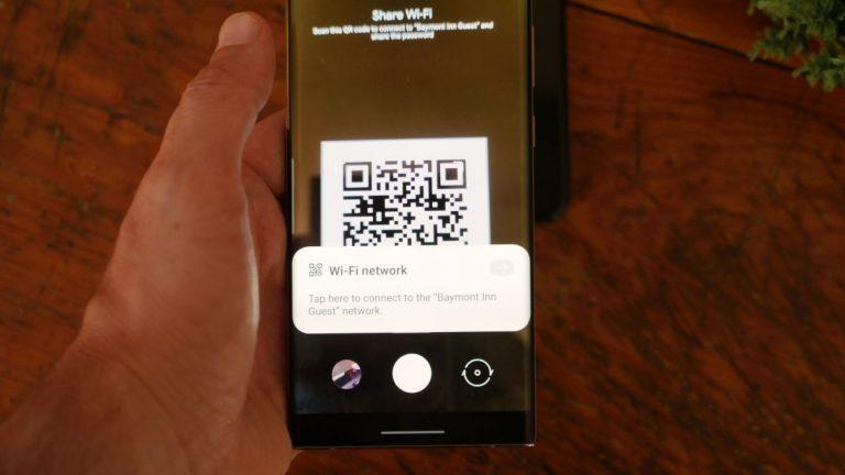 Cómo escanear un código QR en Android