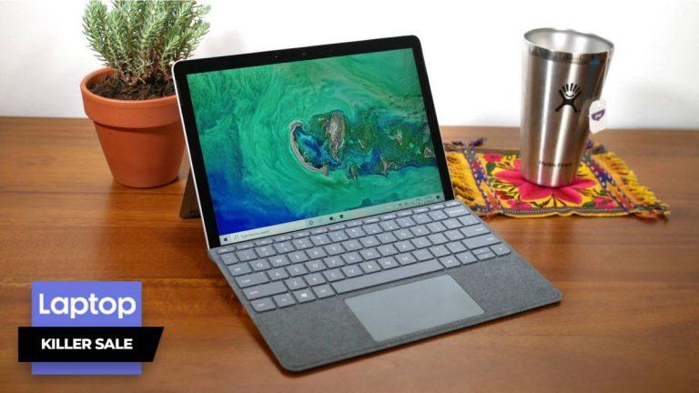 Oferta de regreso a clases de Microsoft: Surface Go 2 con teclados desde € 549