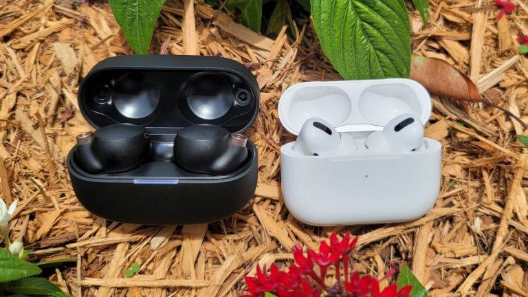 Sony WF-1000XM4 vs AirPods Pro: ¿Qué auriculares con cancelación de ruido son los mejores?