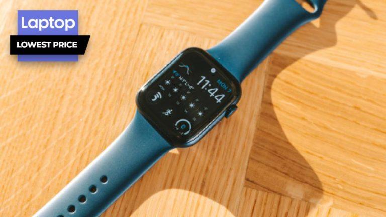 El Apple Watch Series 6 cae a € 265 exclusivamente en Amazon
