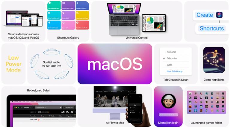 Cómo instalar macOS 12 Monterey Public Beta