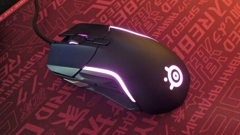 Revisión del mouse para juegos SteelSeries Rival 5