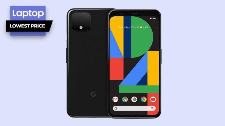 Olvídese del Pixel 6, obtenga el Google Pixel 4 por solo € 399