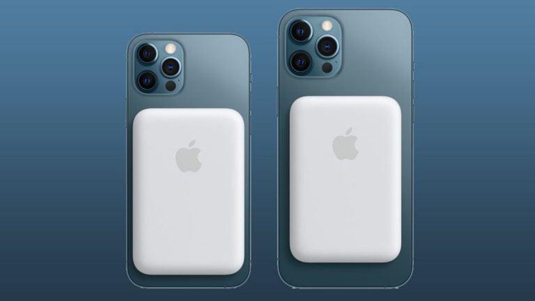 ¿Su iPhone 12 se está quedando sin batería?  Apple tiene una solución de € 99 para ti