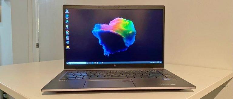 Breve análisis de HP ZBook Firefly 14 G8